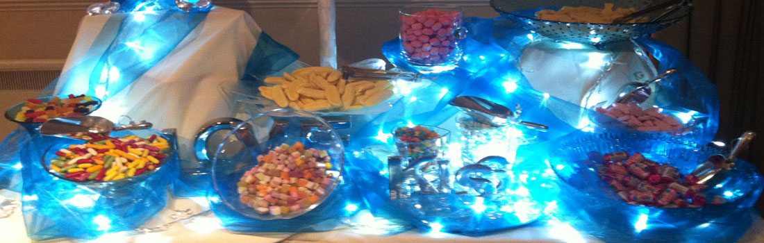 Candy Buffets and Carts